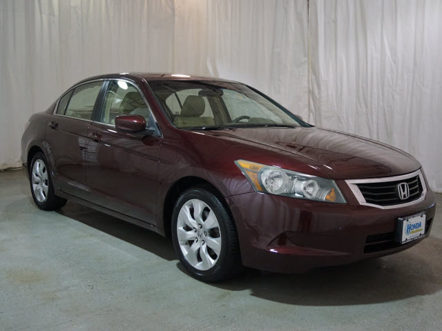 Pre-Owned 2008 Honda Accord 4dr I4 Auto EX