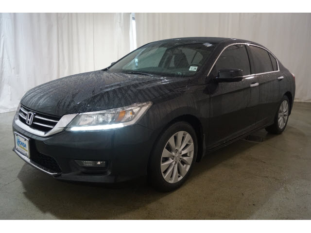 Certified Pre Owned 2014 Honda Accord 4dr V6 Auto Touring