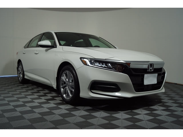 Honda Accord Lx >> New 2019 Honda Accord Lx 1 5t Cvt Fwd 4dr Car