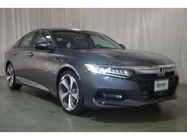 New 2018 Honda Accord Touring 1.5T CVT