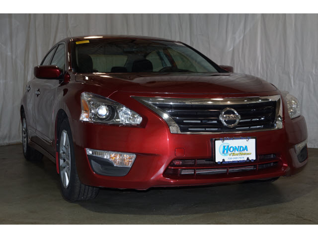 Pre-Owned 2015 Nissan Altima 4dr Sdn I4 2.5 SL