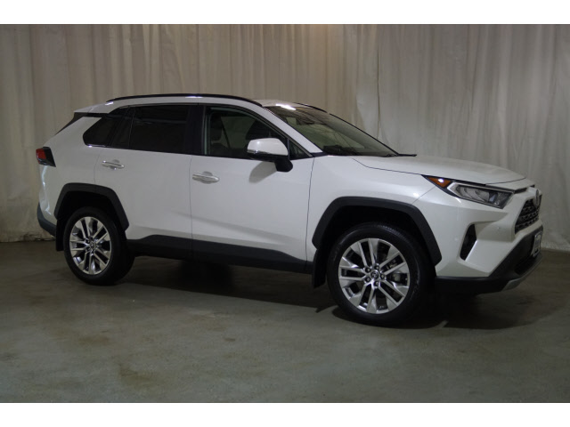 Pre Owned 2019 Toyota Rav4 Limited Awd Sport Utility In Toms River
