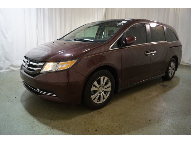 Certified Pre Owned 2016 Honda Odyssey 5dr Ex L
