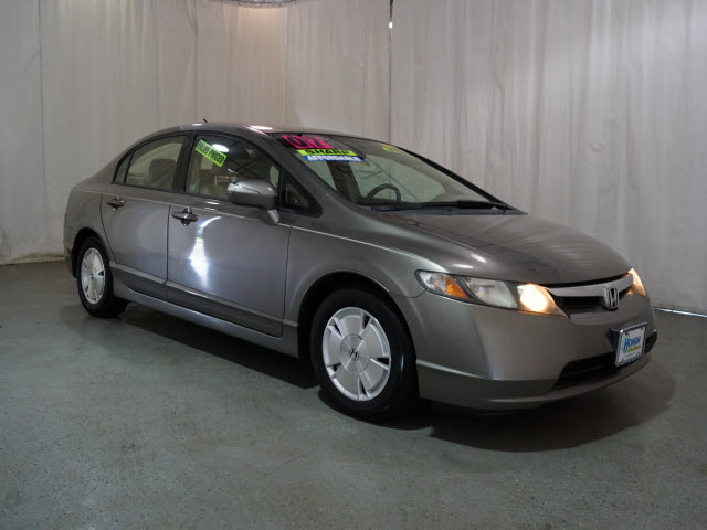 Pre-Owned 2007 Honda Civic Hybrid 4dr Sdn