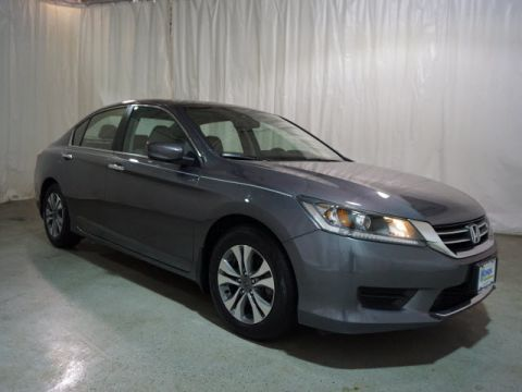 Pre-Owned 2015 Honda Accord 4dr I4 CVT LX FWD 4dr Car