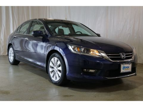 Certified Pre-Owned 2014 Honda Accord 4dr I4 CVT EX-L