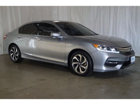 Certified Pre-Owned 2016 Honda Accord 4dr V6 Auto EX-L
