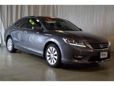 Certified Pre-Owned 2013 Honda Accord 4dr V6 Auto EX-L