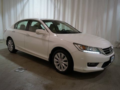 Pre-Owned 2015 Honda Accord 4dr V6 Auto Touring FWD 4dr Car