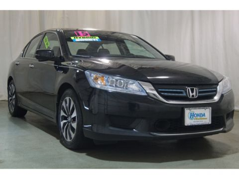 Pre-Owned 2015 Honda Accord Hybrid 4dr Sdn Touring