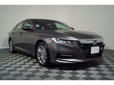 New 2019 Honda Accord LX 1.5T CVT FWD 4dr Car