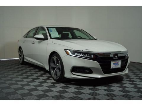 2018 Honda Accord Touring 1.5T CVT