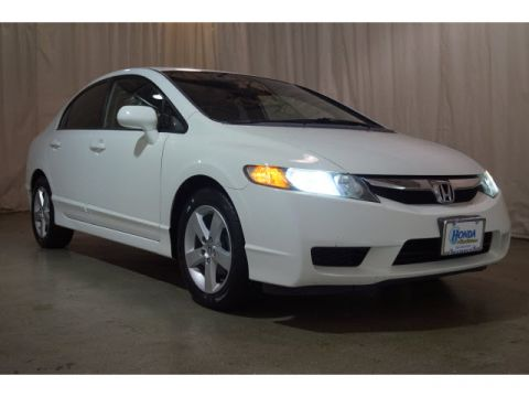 Pre-Owned 2009 Honda Civic 4dr Auto LX-S