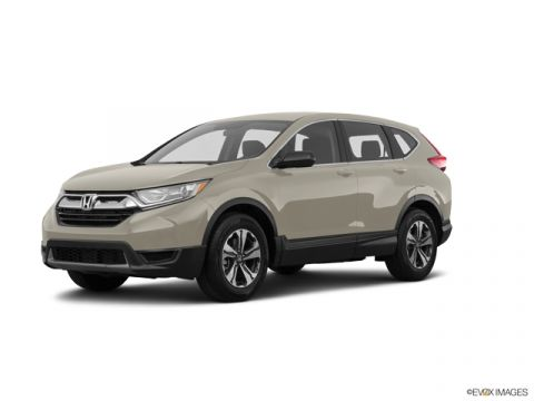 New 2019 Honda CR-V LX AWD