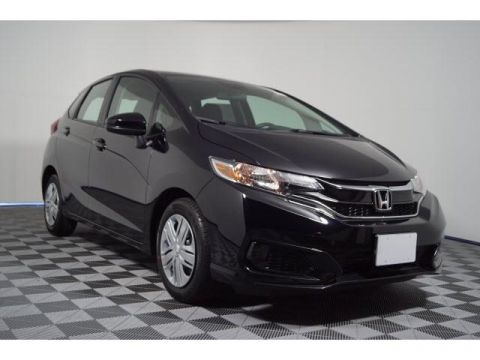 New 2019 Honda Fit LX CVT FWD 4dr Car