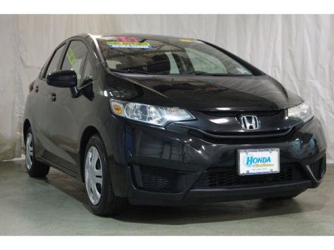 Pre-Owned 2015 Honda Fit 5dr HB CVT LX