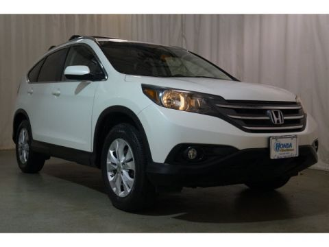 Pre-Owned 2013 Honda CR-V AWD 5dr EX-L w/RES