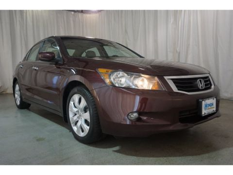 Pre-Owned 2010 Honda Accord 4dr V6 Auto EX-L w/Navi