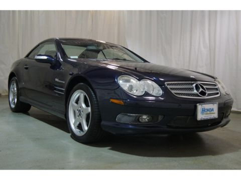 Pre-Owned 2006 Mercedes-Benz SL-Class 2dr Roadster 5.5L AMG®